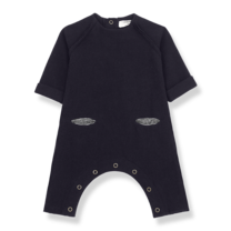 1+ in the Family jumpsuit AREZZO dark blue