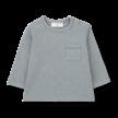 t-shirt BILBAO light blue