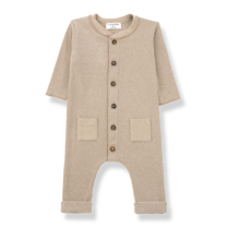 1+ in the Family jumpsuit TOULOUSE beige
