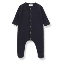 1+ in the Family jumpsuit MARCELLO dark blue