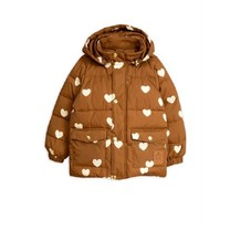 Mini Rodini Hearts pico puffer Jacket
