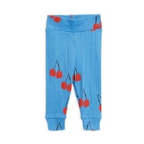 Mini Rodini Cherry leggings Blue