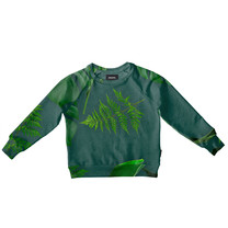 Snurk Green Forest Sweater Kinderen