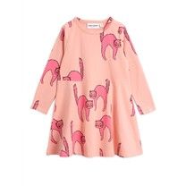 Mini Rodini Catz ls dress