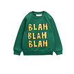 Sweater Blah groen