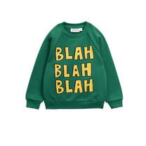 Mini Rodini Sweater Blah groen