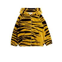 Mini Rodini Hoodie tijgerprint