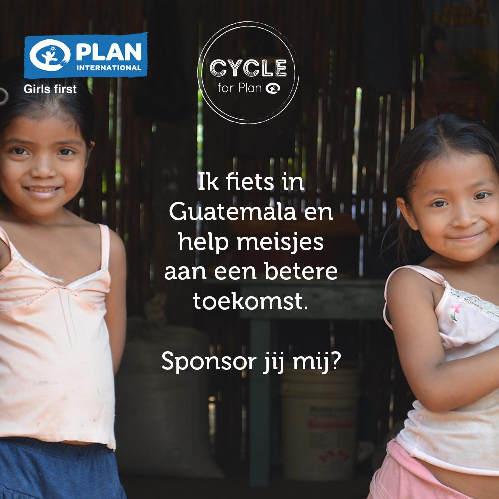 Broer & Zus strijdt mee voor een betere toekomst voor meisjes in Guatemala