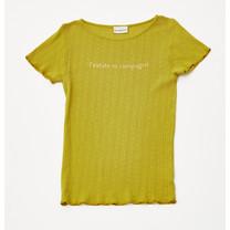 The Campamento T shirt Campagna
