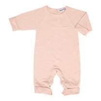 Broer & Zus Baby suit pocket pink
