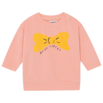 Bobo Choses Sweatshirt Bow Blooming Dahlia