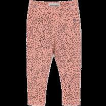 Bobo Choses Legging Leopard Blooming Dahli roze