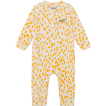 Bobo Choses Jersey Overall dierenprint Turtledove