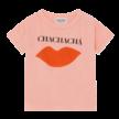 T-Shirt Chachacha Kiss Blooming Dahlia