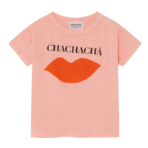 Bobo Choses T-Shirt Chachacha Kiss Blooming Dahlia