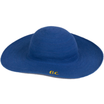 Bobo Choses Hat B.C. Blue Magazine Blue