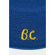 Hat B.C. Blue Magazine Blue