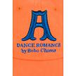 Cap A Dance Romance Mocha Bisque
