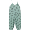 Overall Pineapple Jersey Frosty Green