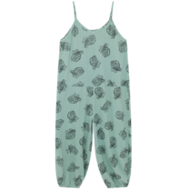 Bobo Choses Overall Pineapple Jersey Frosty Green