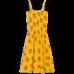 Jurk Pineapple Jersey geel