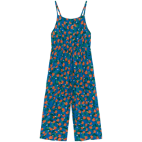Bobo Choses Overall Oranges Woven Azuur Blauw