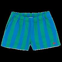 Bobo Choses Broekje Striped Woven Azuur Blauw