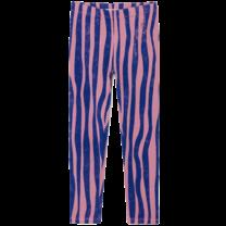 Bobo Choses Legging Zebra Heather Roze