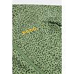 Hoodie Leopard print Aspen Green