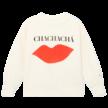 Sweatshirt Chachacha Kiss Turtledove
