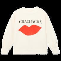 Bobo Choses Sweatshirt Chachacha Kiss Turtledove