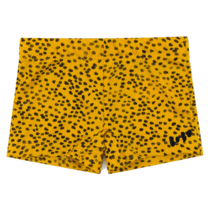 Bobo Choses Zwem boxer Leopard Print Spectra Ye