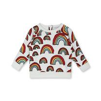 Stella McCartney kids Sweater regenboog