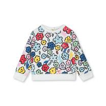 Stella McCartney kids Sweater baby vrolijke bloemen