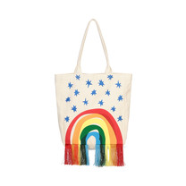 Stella McCartney kids Shopper regenboog