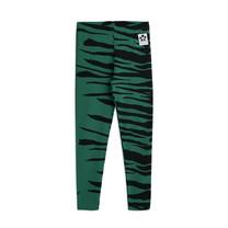 Mini Rodini Legging Tiger groen