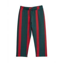 Mini Rodini Sweat pants Stripe groen