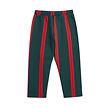 Sweat pants Stripe groen