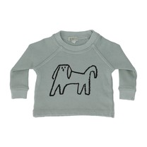 Heart of Gold Sweater Seppe Dog Cloud