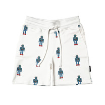 Snurk Shorts kids Robot