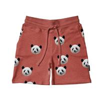 Snurk Shorts kids Lazy Panda