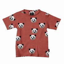 Snurk T-shirt kids Lazy Panda