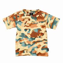 Snurk T-shirt kids Paper Desert