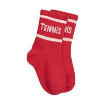 Mini Rodini Sokken Tennis rood