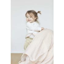 Five More Minutes Kinderdekbed linnen roze