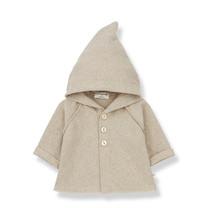 1+ in the Family ALPHONSE hood jacket cream