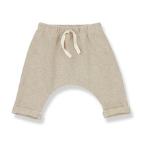 1+ in the Family ADRIEN baggy pants cream
