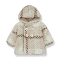 1+ in the Family EUGENE hood jacket ecru