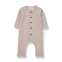 1+ in the Family LOMOND baby jumpsuit rose