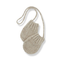 1+ in the Family GRIMSEL mittens beige
